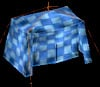Istaria MMO - Blue Tent a buildable plot structure that is persistant in the game world